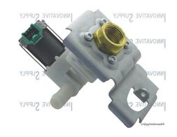 Replacement for Whirlpool W10158389 Water Valve for Dishwash