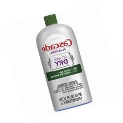 Cascade Rinse Aid Platinum, Dishwasher Agent, Regular Scent,