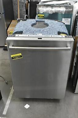 """Bosch SHXM4AY55N 24"""" Stainless Fully Integrated Dishwasher N"""