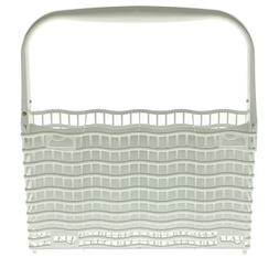 Hotpoint Slim Dishwasher Cutlery Basket Cage & Handle 8 Comp