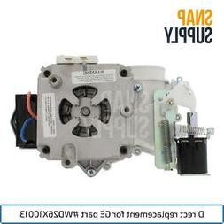 Snap Supply Dishwasher Pump & Motor for GE Directly Replaces
