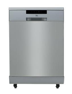 "SPT 24"" Portable Stainless Steel Dishwasher - Energy Star -"