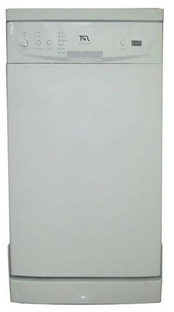 SUNPENTOWN SD-9241W 18 in. Portable Dishwasher - White