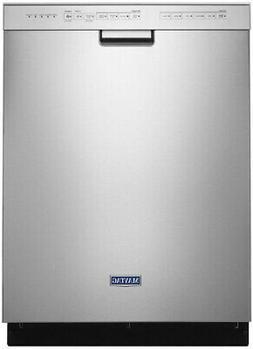 Tall Tub Dishwasher Front Control Built-In Fingerprint Resis