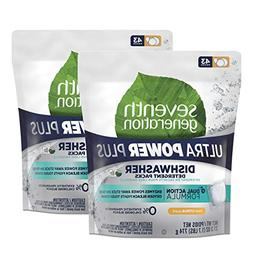 ultra power plus dishwasher detergent