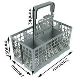 Qualtex Universal Dishwasher Cutlery Silverware Basket Holde
