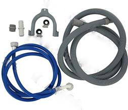 bartyspares Universal Fill Water Pipe And Drain Hose Extensi