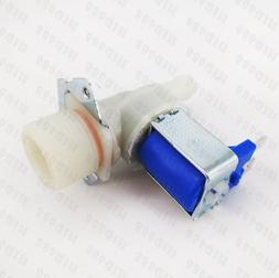 Universal Solenoid Single Valve Inlet Water Dishwasher fridg