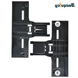 W10350376 Dishwasher Top Rack Adjuster with Steel Screws for