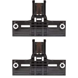 2 Pack W10350376 Dishwasher Upper Top Rack Adjuster For Kenm