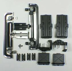 w10712394 dishwasher rack adjuster kit for kenmore