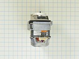 w10757217 NEW Whirlpool Dishwasher Pump Motor Genuine OEM Ne