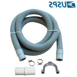 Washer Washing Machine Dishwasher Drain Hose Pipe Extension