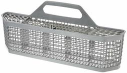 WD28X10128 Silverware and Utensil Basket Compatible with GE