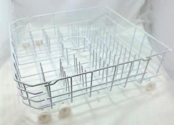 WD28X10335, Dishwasher Lower Rack, replaces GE, Hotpoint