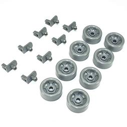 Supplying Demand WD35X21041 Dishwasher Lower Dishrack Roller