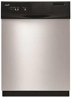 "Whirlpool WDF320PAD 24"" Dishwasher with AccuSense® Soil Sen"