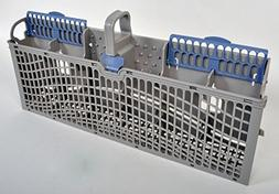 Whirlpool W10810490 Dishwasher Silverware Basket Assembly Ge
