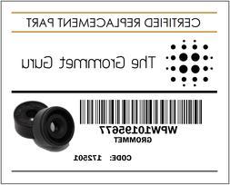 WPW10195677 W10195677 Diverter Seal Grommet Whirlpool Kitche