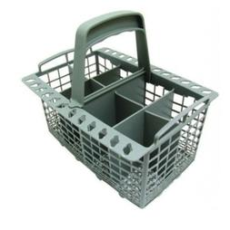 yan_Dishwasher Silverware Utensil Basket with Handle for WD2